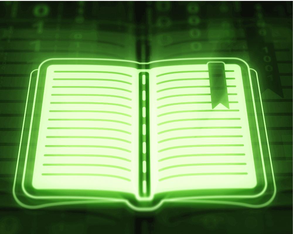 電子になった本の画像