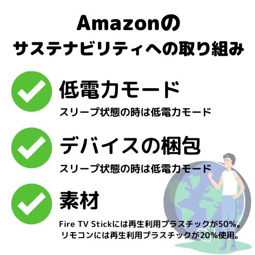 Amazonサステナビリティ