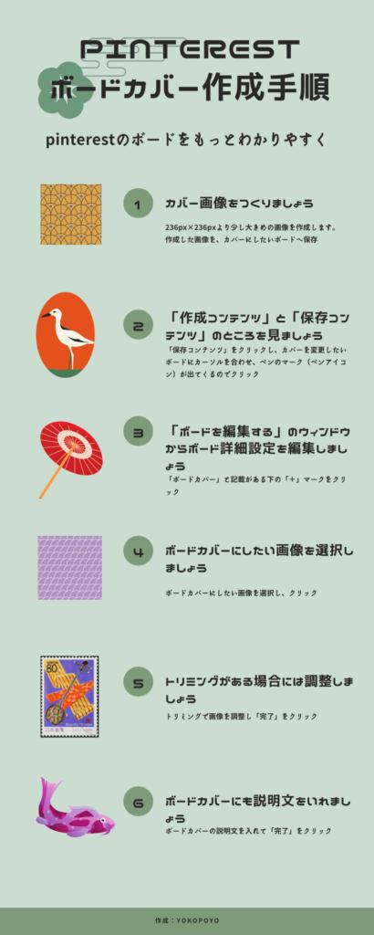 日本和柄のサンプル