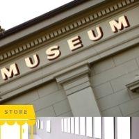 美術館 絵 売店